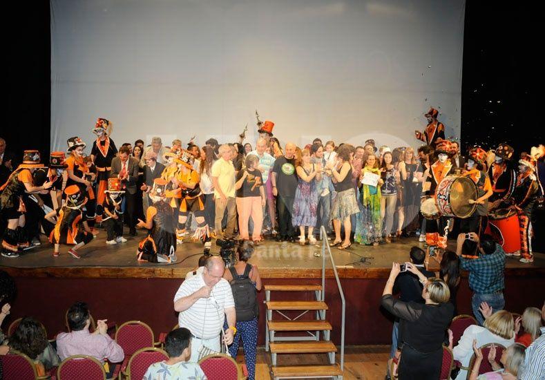 Actores santafesinos, en defensa del Instituto Nacional de Teatro en Santa Fe