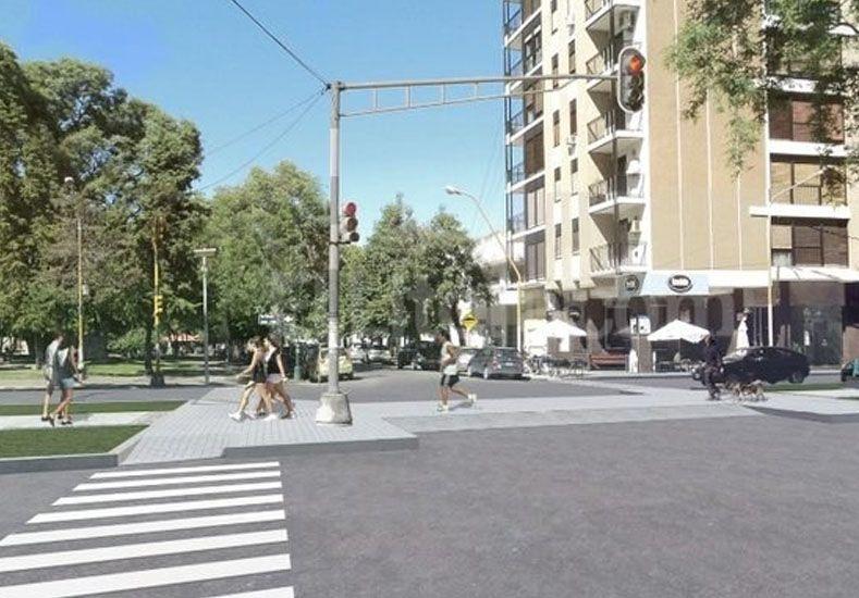 Santa Fe en Bici criticó la propuesta de estacionamientos en Bulevar