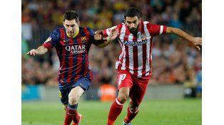 El Barcelona recibe al Atletico de Madrid por la Liga de Campeones