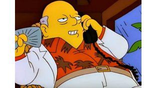 Los Simpson y su predicción del escándalo por los paraísos fiscales