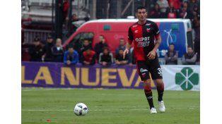 Osvaldo Barsottini jugó un partido aceptable y dejó atrás la muy mala imagen que mostró en el Clásico.
