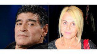 Maradona a Claudia: Vos querías que yo me muriera para quedarte con todo