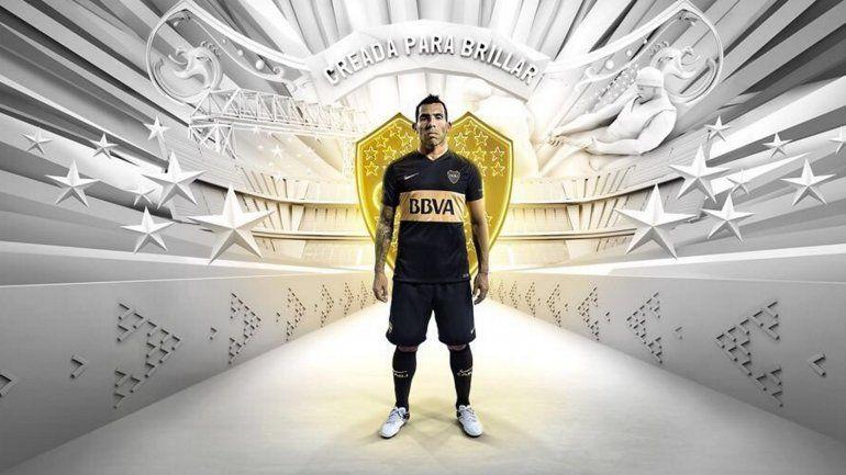 La nueva camiseta de Boca generó polémica en las redes