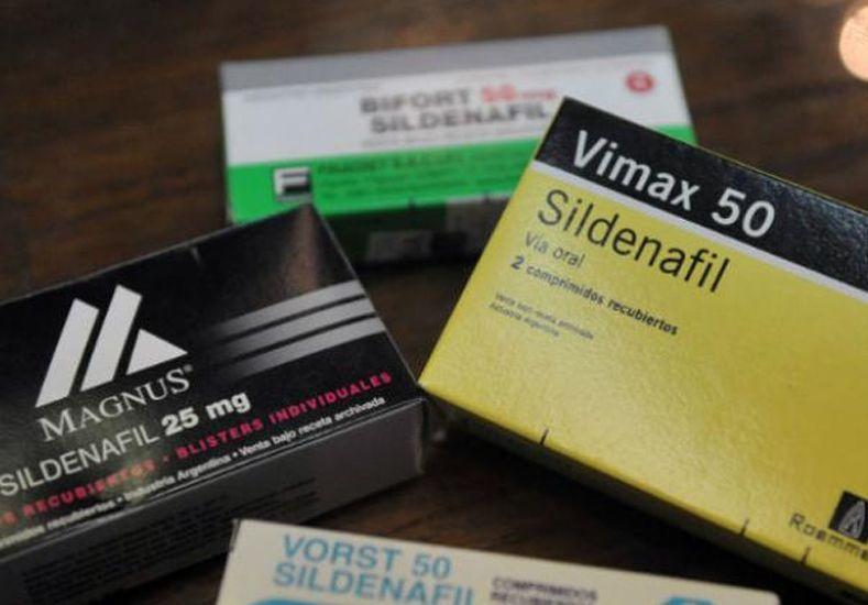 El laboratorio provincial dejó de producir Viagra por la escasa demanda