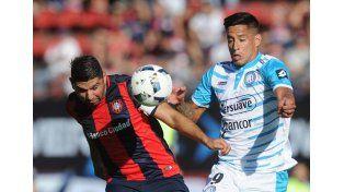 San Lorenzo reaccionó y festejó ante Belgrano