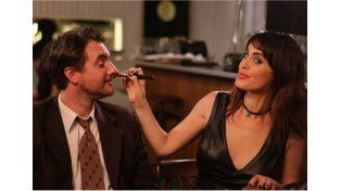 Las escenas hot de Silvina Luna en su debut en cine