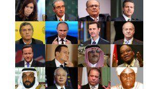 Uno por uno, quiénes son los líderes políticos salpicados en el escándalo Panamá Papers