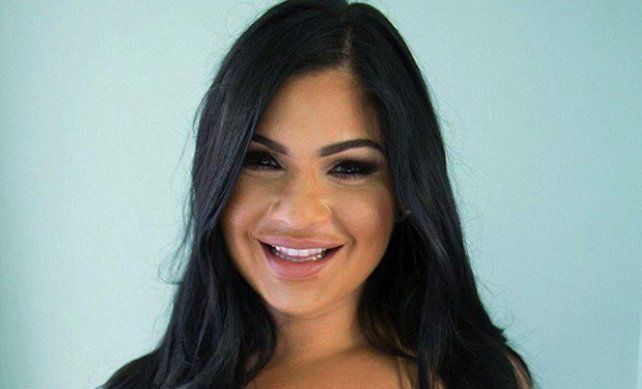 Engordó para verse como Kim Kardashian y quedó como Claribel Medina