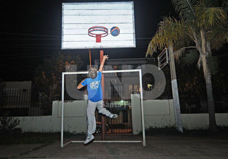 Deporte. La entidad cuenta con un espacio al aire libre para la práctica de las distintas disciplinas