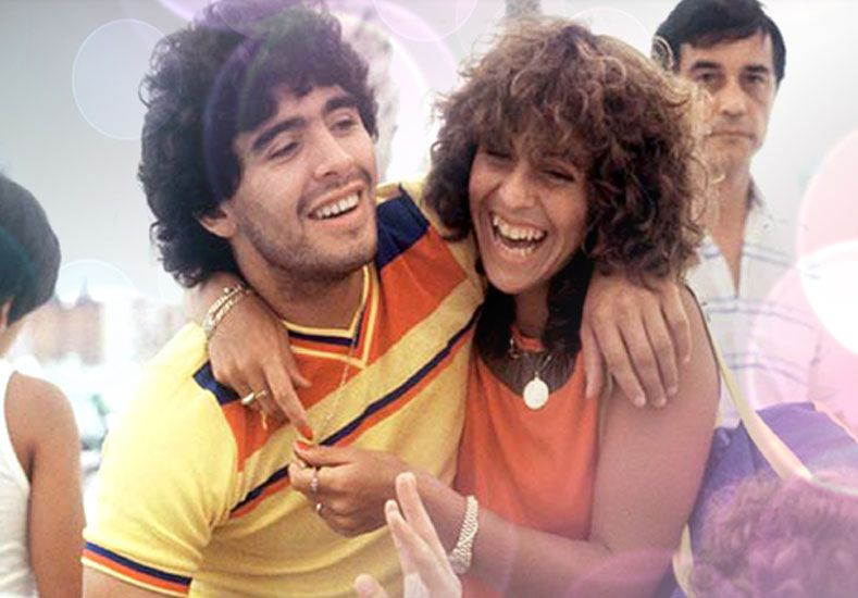 Las duras declaraciones de Claudia en la causa por defraudación a Maradona
