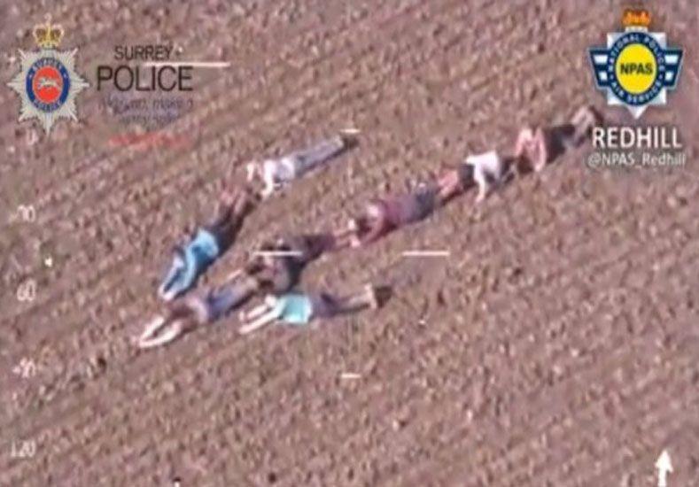 La astucia de estos chicos logró resolver una persecución policial