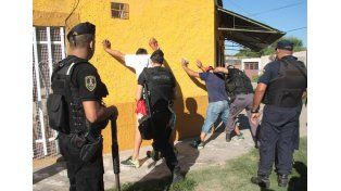 En el mes de marzo fueron detenidas más de 250 personas en la ciudad