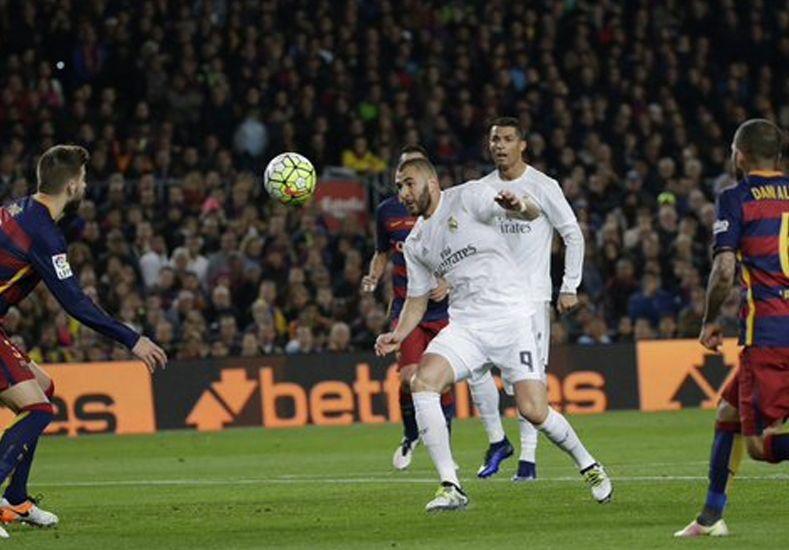 El Real Madrid le ganó a Barcelona en el Camp Nou