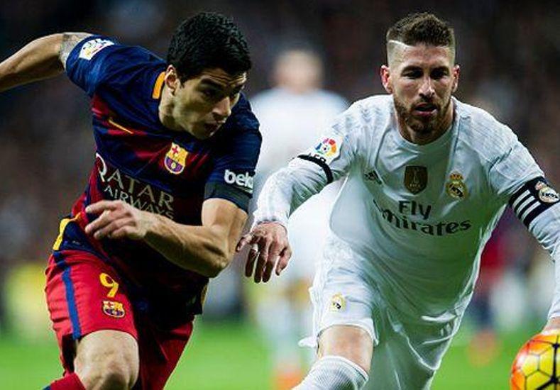 Mirá #ENVIVO Barcelona vs. Real Madrid
