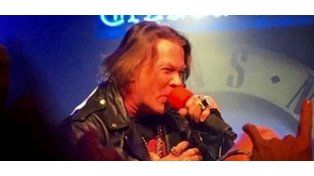 Histórico: Los Guns N Roses volvieron a tocar en vivo