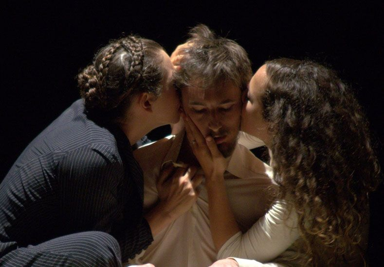 """Grupo escénico Res estrena """"Arévalos"""", en el Teatro Municipal"""