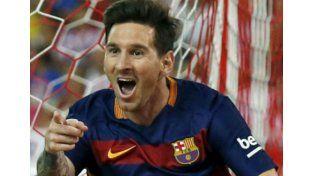 Lionel Messi va por el gol 500 en el superclásico español ante Real Madrid