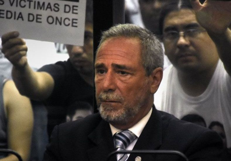 Ordenaron la detención del ex secretario de Trasporte, Ricardo Jaime