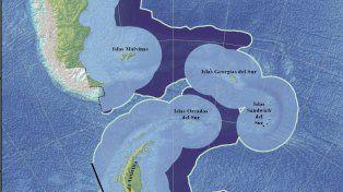 Las expectativas por el nuevo límite de la plataforma marina