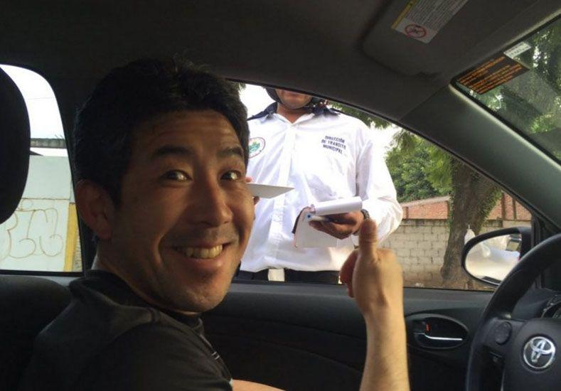 Vergüenza mundial: policías tucumanos coimearon a pilotos de MotoGP