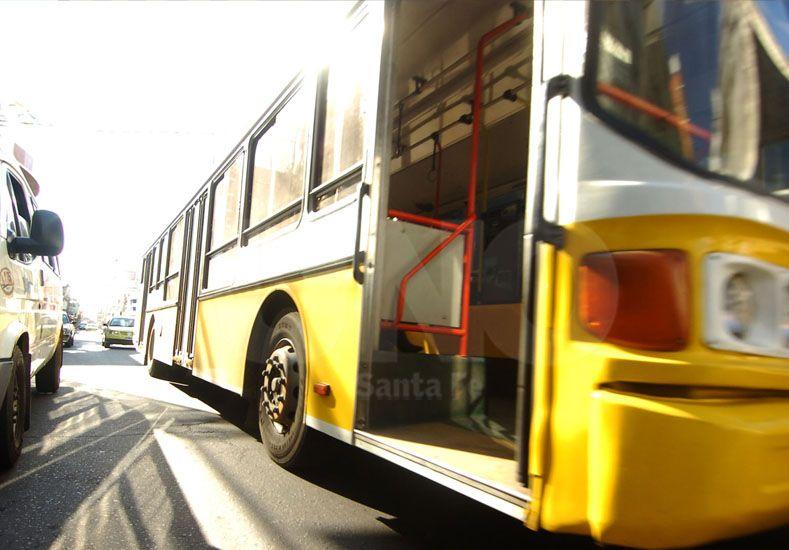 Transporte Público: desvío de colectivos en Santiago del Estero entre San Luis y Belgrano