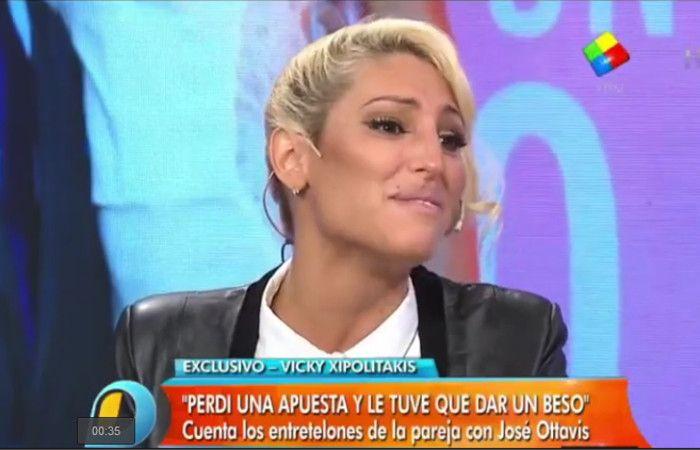Vicky Xipolitakis aseguró que estuvo a punto de convertirse en un cachivache mediático