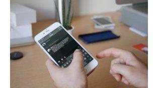 El pedido por el IPhone fue realizado directamente al director ejecutivo de Apple