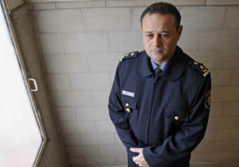 El gobierno propuso al comisario Luis Bruschi como nuevo jefe de policía. Foto: gentileza La Capital