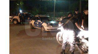 Operativos policiales de Prevención Activa en la ciudad de San Lorenzo