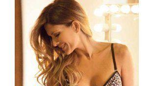Fotos sexys de Isabel Macedo para celebrar el amor