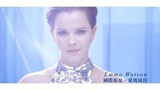 Emma Watson, acusada de promover el blanqueamiento de la piel
