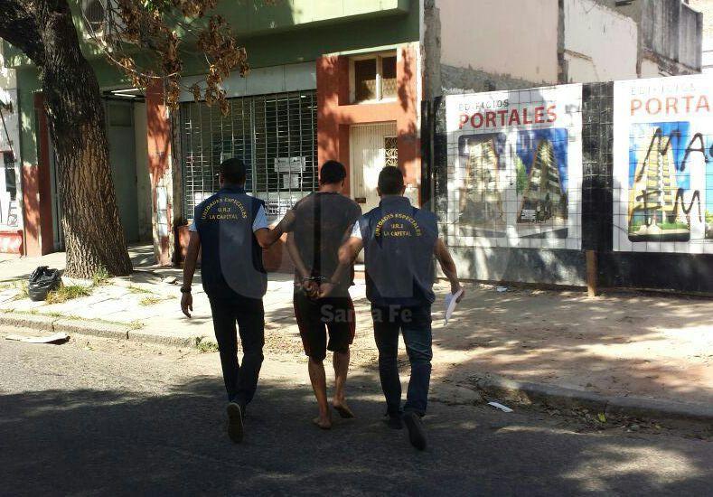 El joven de 20 años es uno de los líderes de la Banda del Pasillo.