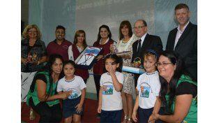 Balagué inauguró el Instituto Superior Juan Marcos de barrio Acería