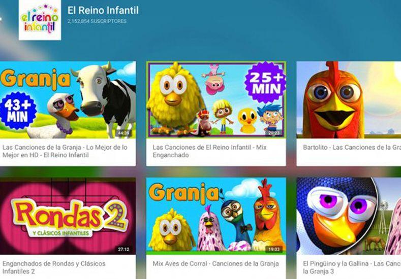 Llega a Argentina Youtube Kids, un mundo exclusivo para los más chicos