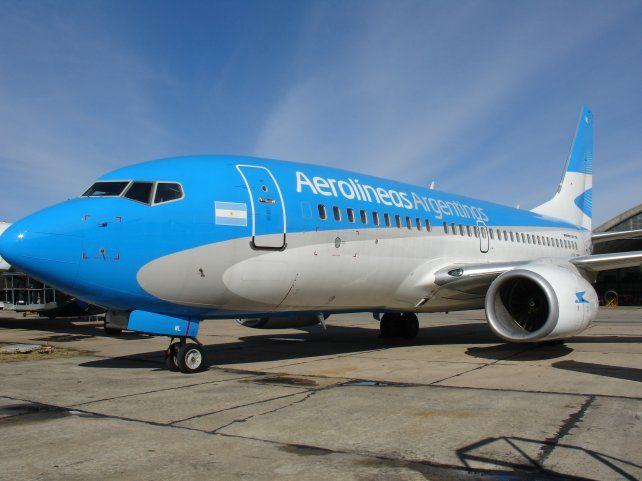 Aerolíneas Argentinas estudia sumar vuelos a Santa Fe
