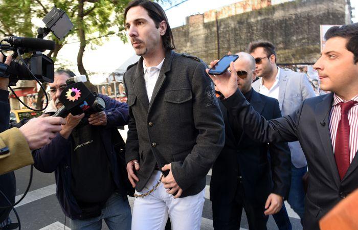 Gigoló deberá presentarse en Tribunales de Rosario.