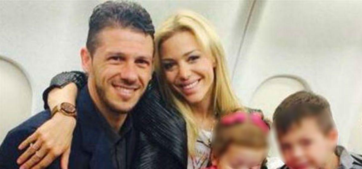 El marido de Evangelina Anderson enfrenta una grave acusación en Inglaterra