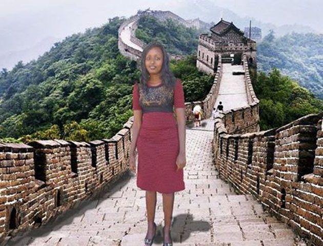 Simuló vacaciones por el mundo y se ganó burlas por el peor montaje con Photoshop