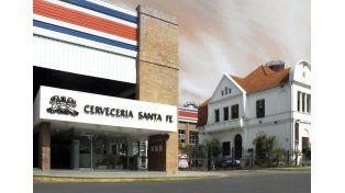 Cervecería Santa Fe elabora 1 de cada 2 latas de cerveza que se consumen en Argentina.