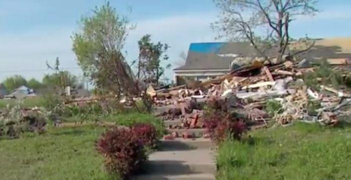 Demolieron la casa de una mujer por un error en el registro de Google Maps