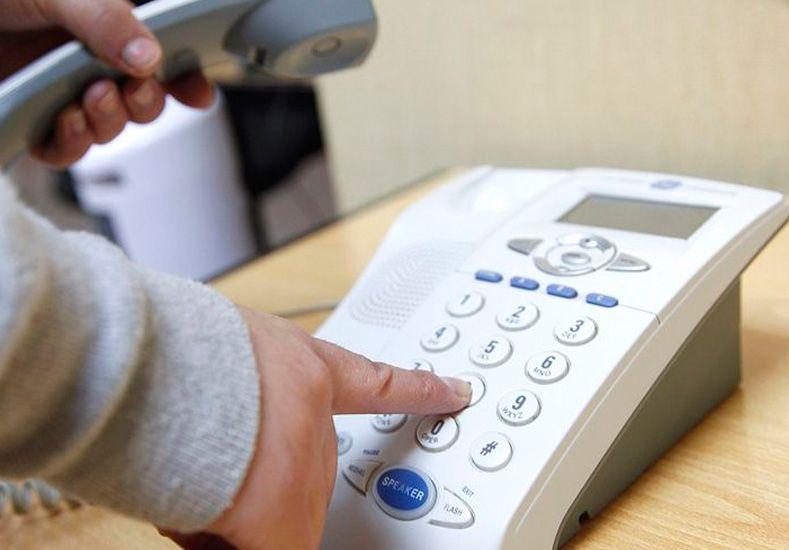 El abono de telefonía fija aumentará 185%