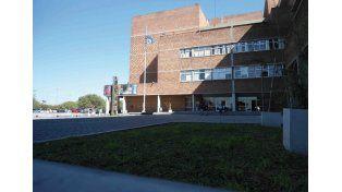 SSFS Pavilion. Es el nombre de la obra realizada en conjunto entre la UNL y la USevilla.