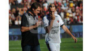 Darío Franco tiene por delante un partido que puede ser determinante pensando en su futuro.