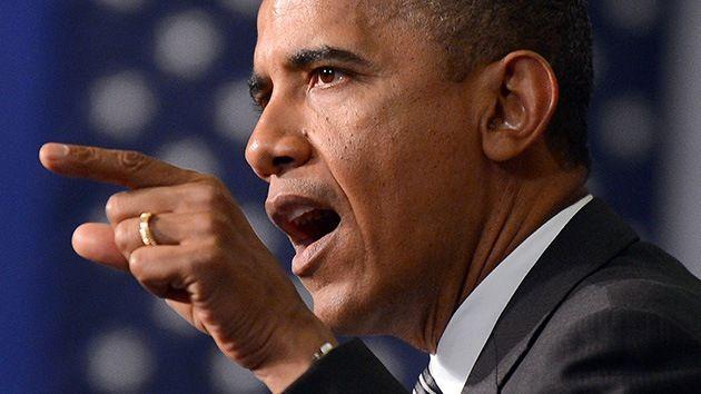 Polémica por el anillo que se guardó Obama cuando saludaba en la Usina del Arte