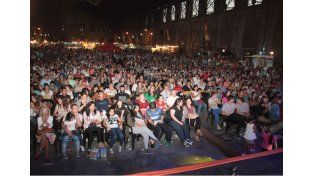 Más de 5000 personas se dieron cita en la Estación Belgrano en la segunda jornada de Expo Chef