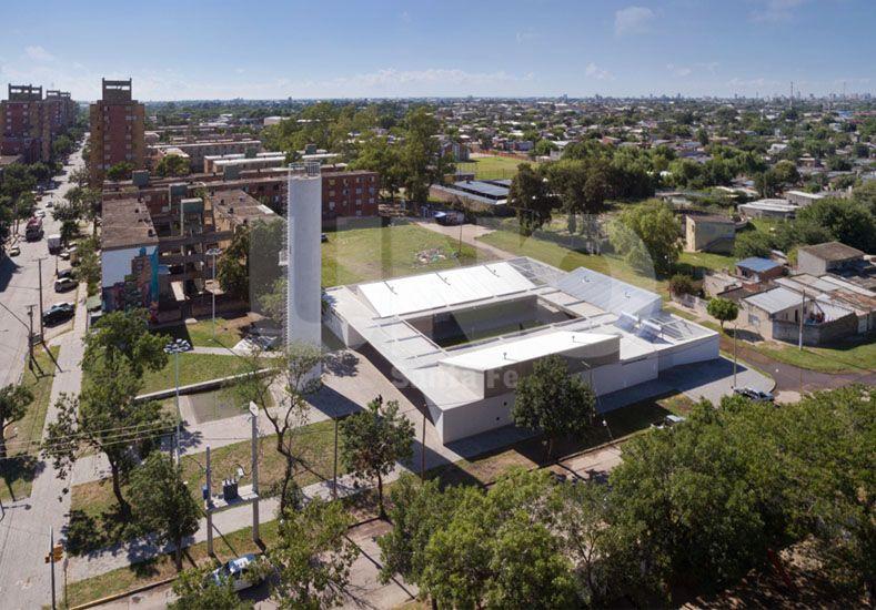 El Jardín Municipal Las Flores, entre las 15 mejores obras de arquitectura del país