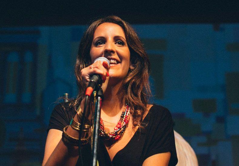 La santafesina Ceci Méndez presentará sus canciones Fugaces en la ciudad