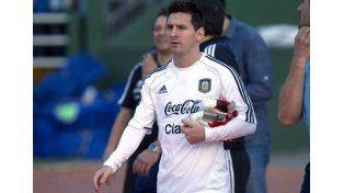 Eliminatorias: Messi realizó trabajos diferenciados por razones preventivas