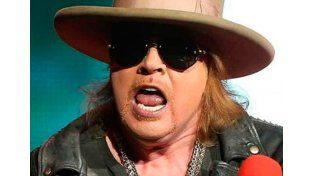 En EE.UU. aseguran que Axl Rose será el nuevo vocalista de AC/DC