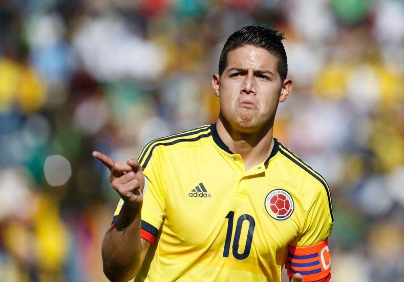 Colombia reaccionó a cinco minutos del final y ganó en La Paz